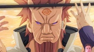 Naruto Manga Chapter 671 Review--- Sage Of The Six Paths