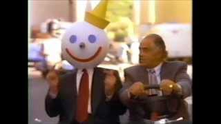 Jack in the Box commercials - back when Jack was funny and fresh view on youtube.com tube online.