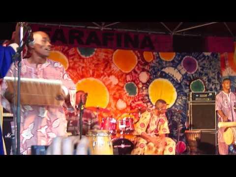 Kiltir Maloya, the music from Reunion