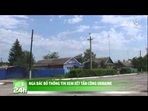 VTC14_Nga bác bỏ thông tin xem xét tấn công Ukraine