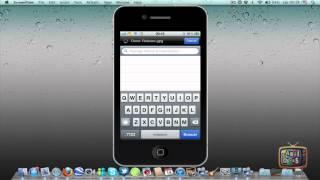 Como Modificar A Tela De Chamadas Do IPhone 4S/4/3GS Para