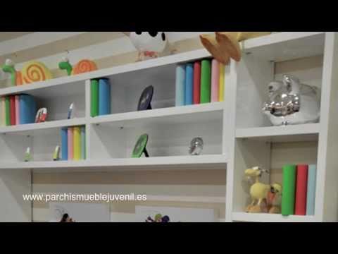 Muebles para espacios reducidos dormitorios juveniles for Crear muebles juveniles