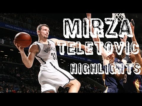 Mirza Teletovic ULTIMATE 2013-2014 Highlights HD