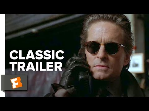A Perfect Murder (1998) Official Trailer - Michael Douglas, Gwyneth Paltrow Thriller Movie HD