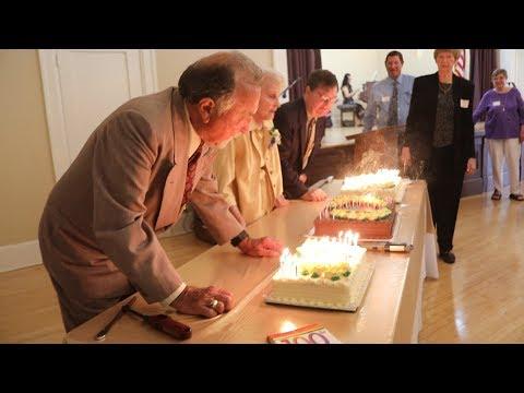 Anne Unetic's 100th Birthday Celebration