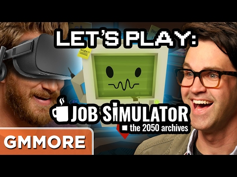Let's Play: Job Simulator
