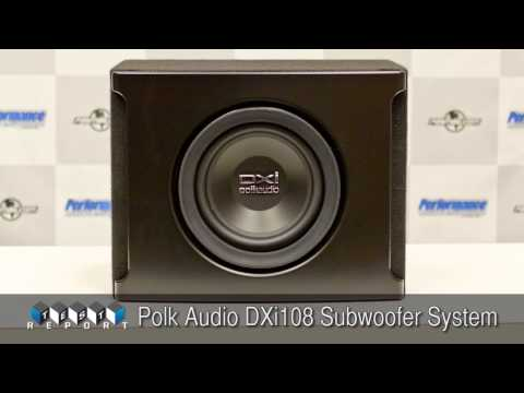 Polk Audio DXi108 Subwoofer System