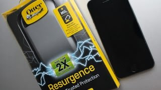 Built In Battery Backup! Otterbox Resurgence Case