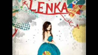 Lenka Don't Let Me Fall (with Lyrics)