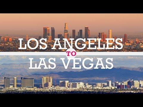 MY DRIVE - LOS ANGELES TO LAS VEGAS | 2013