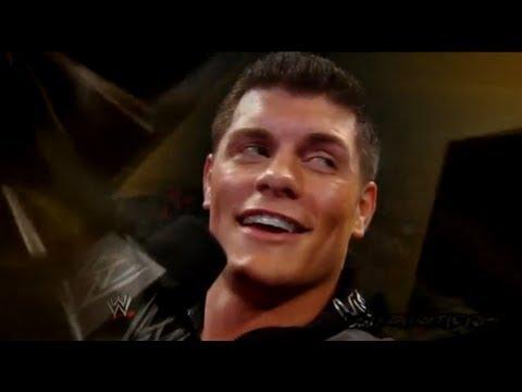 'Dashing' Cody Rhodes *Custom* Titantron (w/ Alt. Theme)