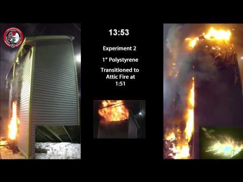 DHS 2011 Eave Experiment Comparison Video