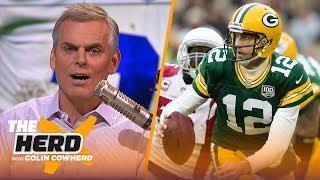 Aaron Rodgers' biggest flaw is hesitance to adapt, Zeke's impact is overstated   NFL   THE HERD