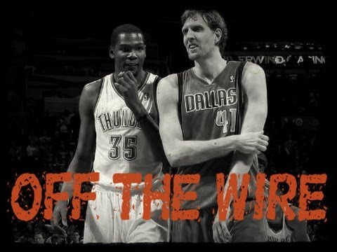 OFF THE WIRE 015 | Durant getting Dirty?