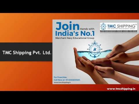 TMC Shipping Pvt Ltd Merchant Navy College in India's Videos