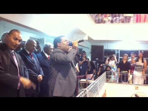 Sete Trombetas - Wilian Nascimento ao vivo na UNIMADER 2013