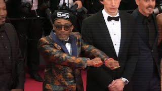 Cannes: Spike Lee blasts Trump over Charlottesville