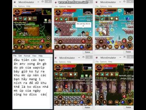 {Ninja school Online} hướng dẫn úp yên ,lv phiên bản mới của wapvip.pro