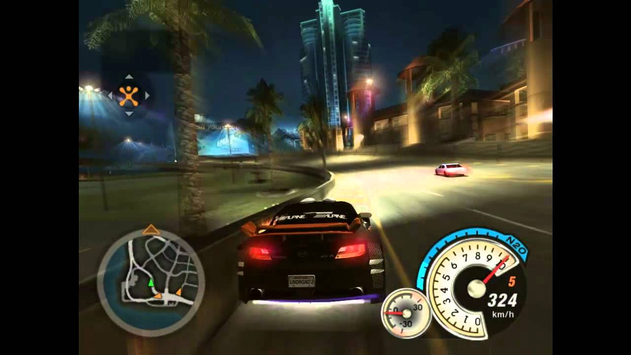 3 Activate the NFSU2 Mega TRainer and select the corresponding lot number o