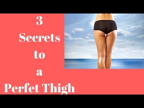How to Exercise to Lose Fat on Your Thighs