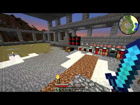 FTB Monster S3E14 - QuarryPlus Preperations