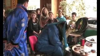 Doku- Heilzeremonie -burjat-mongolischer Schamanismus