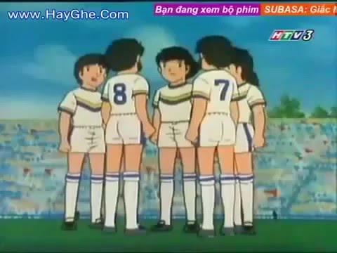 Tsubasa giấc mơ sân cỏ tập 101 ( Thuyết minh )