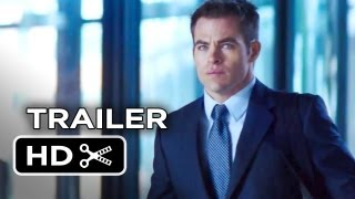 Jack Ryan: Shadow Recruit Official Trailer #1 (2014