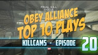 """Obey: Top 10 """"Killcams"""" - Episode 20"""