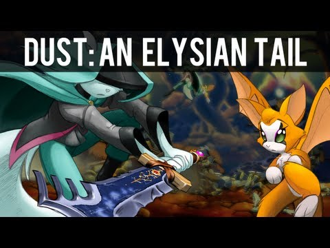 First Impressions - Dust: An Elysian Tail - Gameplay [Steam/XBLA]