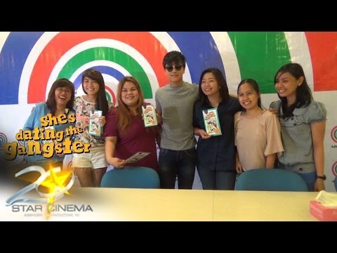 Story Conference of Shes Dating the Gangster
