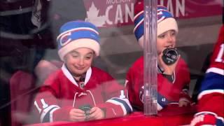 VIDEO: Keď úprimná radosť malého hokejového fanúšika nepozná hraníc