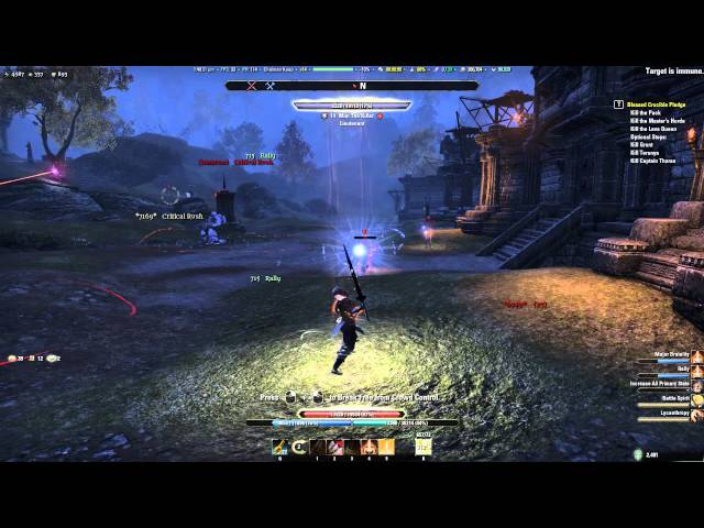 eso tamriel unlimited leveling guide