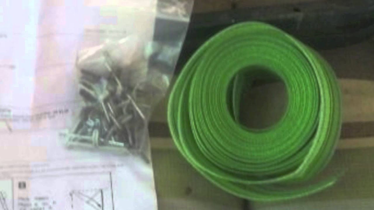 Lawn Chair Webbing Replacement Nylon Material Repair Kits For Plastic & A