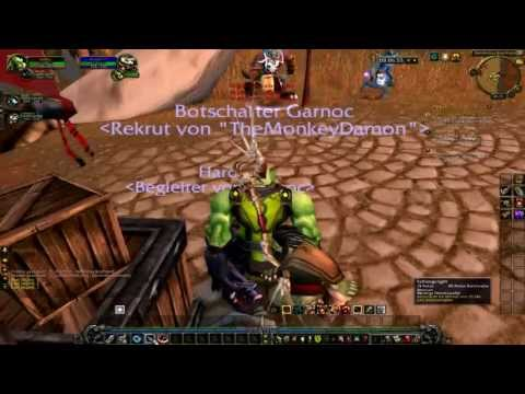 Let's play World of Warcraft together #011 [GERMAN] [HD] Stargast!