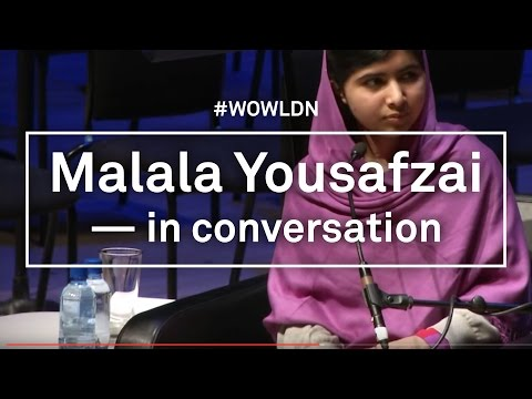 WOW 2014 | Malala Yousafzai