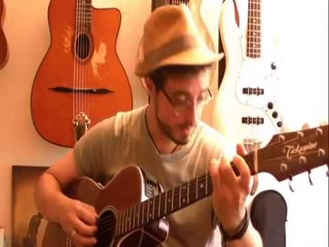 Cours de guitare facile - No woman no cry (Bob Marley)