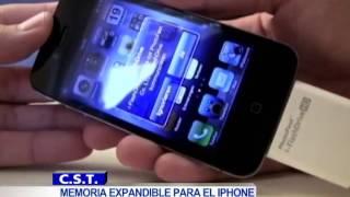 Crean Memoria Extraíble Para IPhone Con Capacidad De