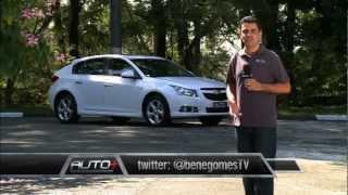 Avaliamos O Cruze, Novo Hatch Da Chevrolet