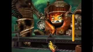 Skylanders Giants Drill-X's Big Rig Boss Music (with Rap