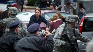WORLD WAR Z Avec Brad Pitt Premier Trailer VF
