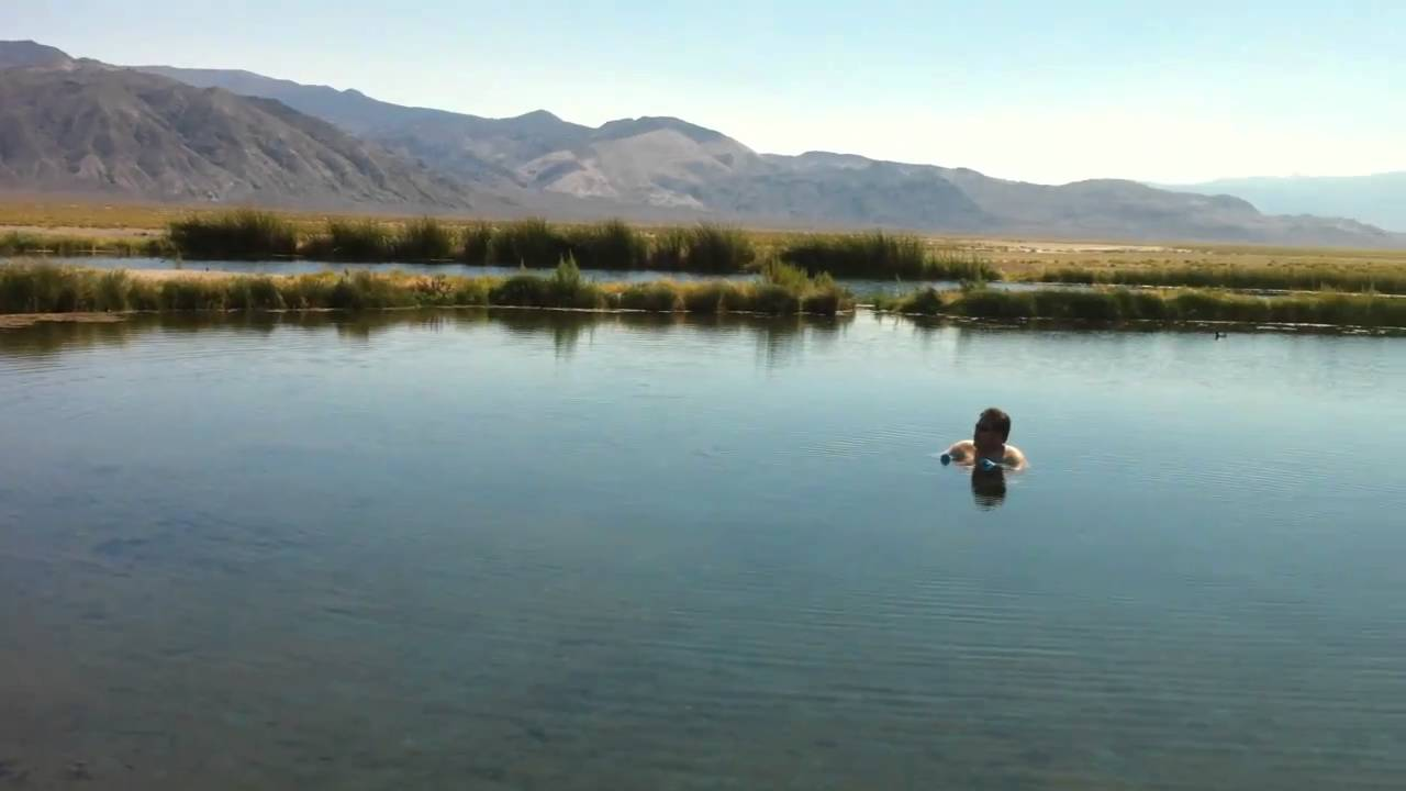 Fish lake valley hot springs youtube for Fish springs nevada