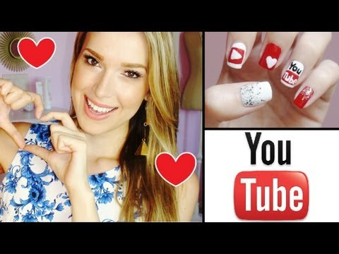 YouTube Nails!!!