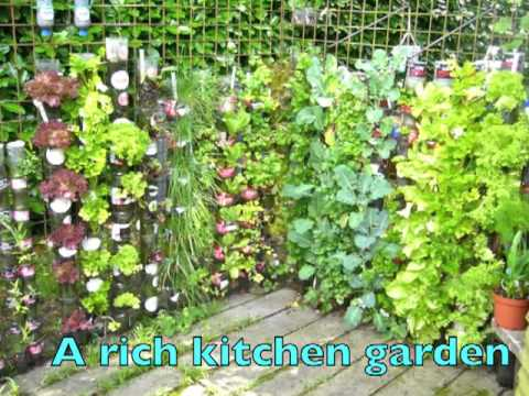 Bottle tower gardens youtube