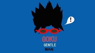 Goku Gentleman-(Parody PSY HD ITALIAN)Dragon Ball M/V By