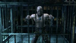 Batman: Arkham City Cold Call Killer (Zsasz) Side