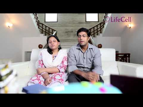 Rashiya & Navin - Why stem cell banking?