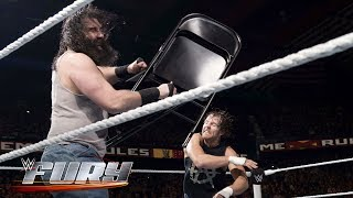 16 times Superstars threw ladders and chairs at each other: WWE Fury