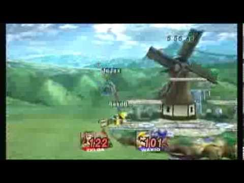 [Freeplay] Rakd0s (Wario) Vs. Jujux (Zelda)
