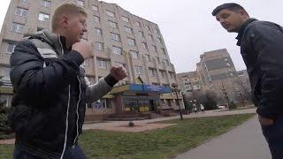 Коломоец - Бык первой роты херсонской полиции.. Видео блог Виталий Косенко.